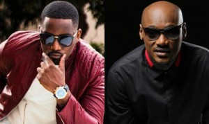 Tay Grin and 2 baba in the recent international track